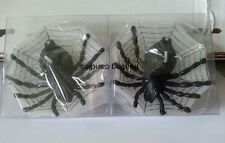 Halloween Spider Wax Floating Candles Decorations 2 Pack  B16