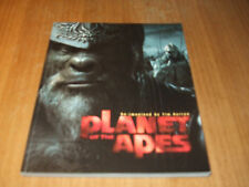 PLANET OF THE APES / RE-IMAGINED BY TIM BURTON - BOOK