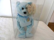 *Authenticated Ty Beanie Baby THE DECADE TEDDY  !!!!
