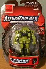 MINI ROBOT TRANSFORMABLE CAMION NEUF NEW ALTERATION MAN DOCTOR MU