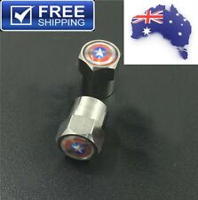 Captain America 1 Tire Air Valve Caps High Quality Motorbike Bike Cruise