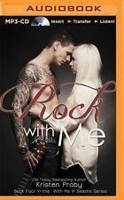 With Me in Seattle: Rock with Me 4 by Kristen Proby (2015, MP3 CD, Unabridged)