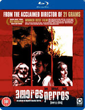 AMORES PERROS - BLU-RAY - REGION B UK