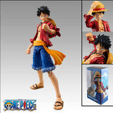 "ONE PIECE/ FIGURA LUFFY ARTICULADO 18 CM- ANIME FIGURE VER. VARIABLE  7"" IN  BOX"