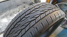 ONE 275/55R20 Continental CROSS CONTACT LX20  275/55/20 XL Tire 80% TREAD