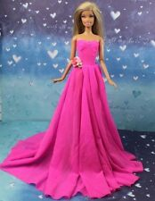 Handmade 2015 Original fashion dress clothes for barbie doll party  a1413