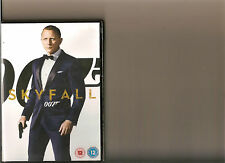 SKYFALL DVD JAMES BOND 007 DANIEL CRAIG