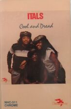 Itals - Cool And Dread - CASSETTE TAPE - SEALED - Dub - Dancehall