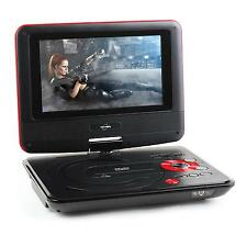 "LECTEUR DVD PORTABLE MULTIMEDIA AUTO INOVALLEY ECRAN LCD 7"" CD DVD AV USB SD/MMC"