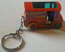 Diecast bread box hotwheels Car Keyring Keychain