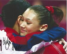 KYLA ROSS Signed 8 x 10 Photo TEAM USA US Gymnastics LONDON Olympics FIERCE FIVE