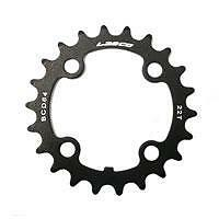 Alloy 22T MTB Crank Small Granny Chainring 4-Bolt 8/9Spd 64BCD 64PCD BLACK