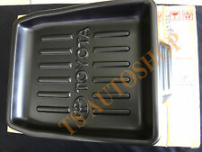 BLACK ACCESSORIES TRAY UNDER SEAT GENUINE PARTS TOYOTA FORTUNER 2005-2013