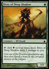 MTG 2x ELVES OF DEEP SHADOW - ELFI OSCURI - RAV - MAGIC
