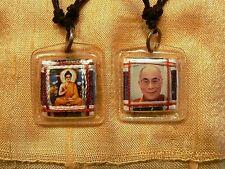 Nepal - tibetan buddhism protector / Shakyamuni - Dalai Lama / amulet /protector