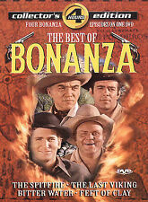 The Best of Bonanza - 4 Episodes (DVD, 2003, Collector's Edition)