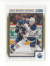 2012-13 Score Gold Rush #191 Ryan Nugent-Hopkins Oilers