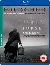 THE TURIN HORSE - BLU-RAY - REGION B UK