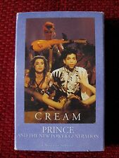 PRINCE AND THE NPG CREAM CASSETTE SINGLE TAPE 1991 Horny Pony  N.P.G.