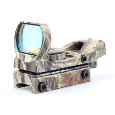 Camouflage Bow Sight Red Dot Panorama Reflex Lens Sight for Hunting