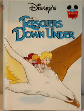 Walt Disney Wonderful World of Reading The Rescuers Down Under 1993