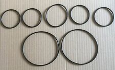 JAGUAR E type S3 instrument to panel seals (7)