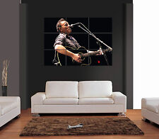 BRUCE SPRINGSTEEN PLAYING GUITAR Giant Wall Art Print Picture Poster