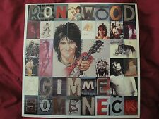 "RON WOOD ""GIMME SOME NECK"" VINYL LP 1979 COLUMBIA RECORDS JC 35702, STEREO EX"