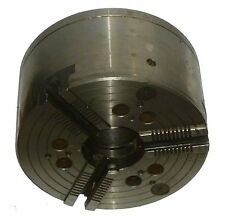 "12"" PRATT BURNERD HYDRAULIC POWER LATHE CHUCK A2-8 SPINDLE MOUNT"