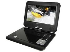 "Supersonic SC-178DVD 7"" Portable DVD Player +USB/SD Card Slot & Swivel Display"