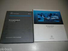 Werkstatthandbuch Wartung Wartungshandbuch Mercedes Benz PKW Band 5+5.1, 10/2006
