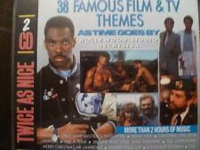 Hollywood Studio Orchestra 38 famous film & tv themes (1988) [2 CD]