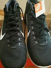 Brand new nike men zoom ascention shoes size 10.5