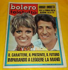 BOLERO FILM 1968 n. 1113 Giorgio Gaber, Ombretta Colli, Michael Caine, Bardot