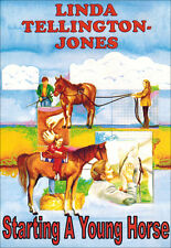 Starting a Young Horse DVD with Linda Tellington-Jones BRAND NEW & SEALED