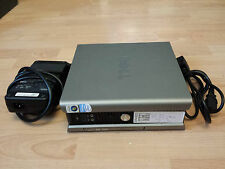 DELL 745 USFF Dual Core 2 x 1.60ghz 1gb 80gb DVD PC DESKTOP COMPUTER