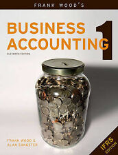 Frank Wood's Business Accounting: v. 1 by Alan Sangster, Frank Wood (Paperback,…