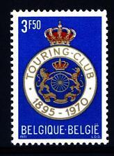 """BELGIUM - BELGIO - 1971 - 75° anniversario  """"Touring Club""""  -  Belgio"""