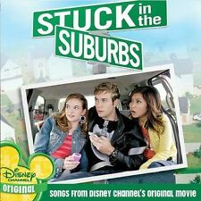 Stuck in the Suburbs Soundtrack Cd