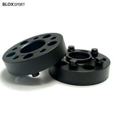 2Pcs 40mm Wheel Spacers Fit Mercedes Benz Audi with Bolts 5x112 66.5 Hub Bore