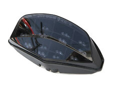 Competition Werkes Integrated Tail Light Black/Smoke For Ducati Monster 09-14