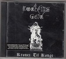 DODHEIMSGARD - kronet til konge CD