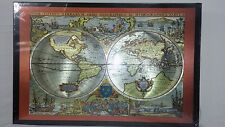 NEW PIATNIK Puzzle 1000 Pieces Metallic ANTIQUE MAP OF THE WORLD 557743 Austria