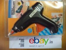 (Italy) Branded Hot Melt Glue Gun - 40W Watts with 10 Long Glue Sticks (240mm)