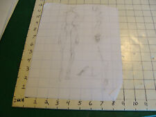 vintage Funky, Hip, Fashion Drawing: 2 VIEWS OF FIGURES, LEARNING LINES