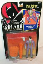 Batman The Animated Series The Joker Action Figure NEW On Card Kenner 1992
