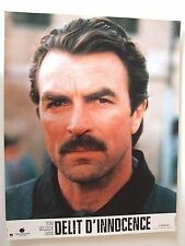 TOM SELLECK LOBBY CARD DELIT D'INNOCENCE