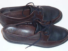 CHAUSSURE femme MEPHISTO shoes TAILLE 39 size 6 EUR 8 1/2 us lady CUIR leather