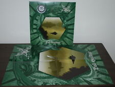 Summoning - Dol Guldur LP / Gold Vinyl / lim. 200 / Poster / sealed
