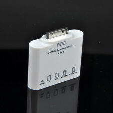 5in1 Camera Connection USB SD TF MMC MS Card Reader for Apple iPad 3 2